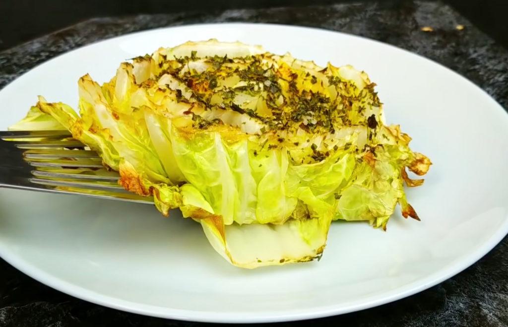 как приготовить пекинскую капусту в духовке